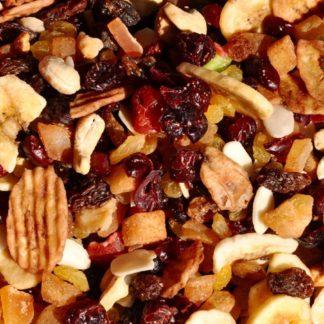 Смеси ореховые и фруктовые