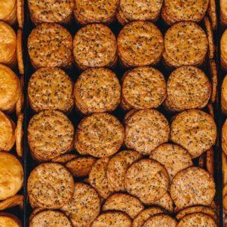Хлебцы, крекеры, снэки